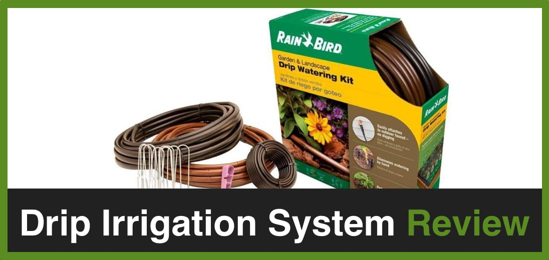 Drip Irrigation System-Green