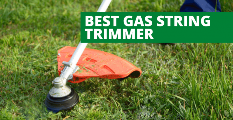 Top 10 Best Gas String Trimmer (2021 Reviews Updated)