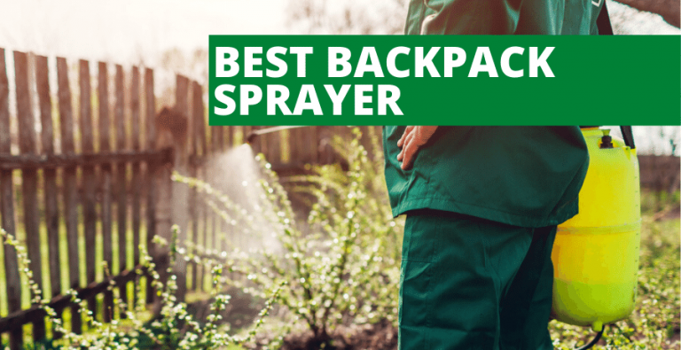 Best Backpack Sprayer (2020 Reviews Updated)