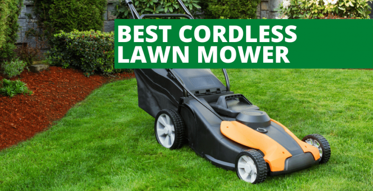 Best Cordless Lawn Mower 2020 [Electric – Cordless and Battery-Powered]