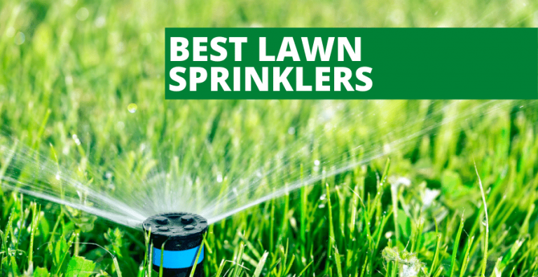 Best Lawn Sprinklers (2020 Reviews Updated)