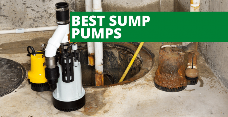 Best Sump Pumps (2020 Reviews Updated)